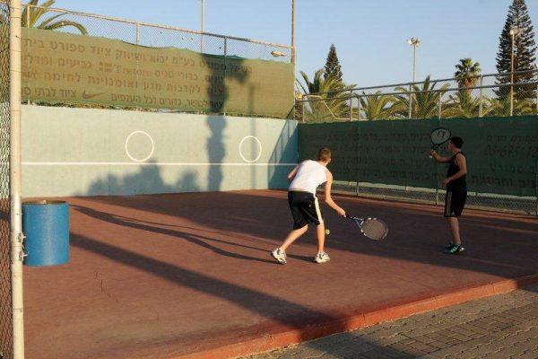 Adult Tennis Coaching 1