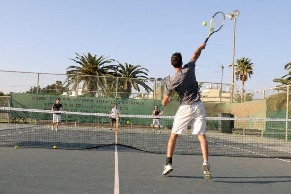 Adult Tennis Coaching 10