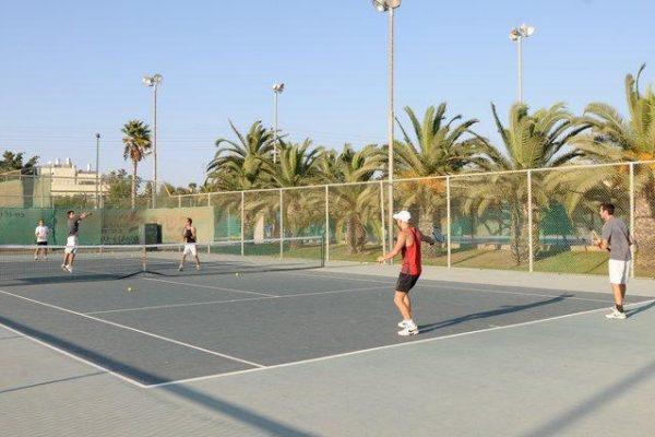 Adult Tennis Coaching 11