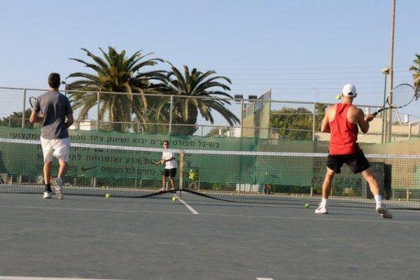 Adult Tennis Coaching 13