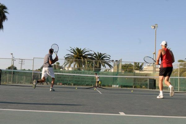 Adult Tennis Coaching 14