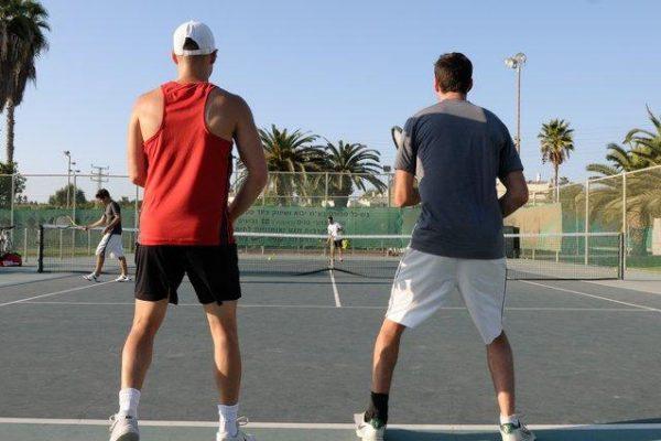 Adult Tennis Coaching 15