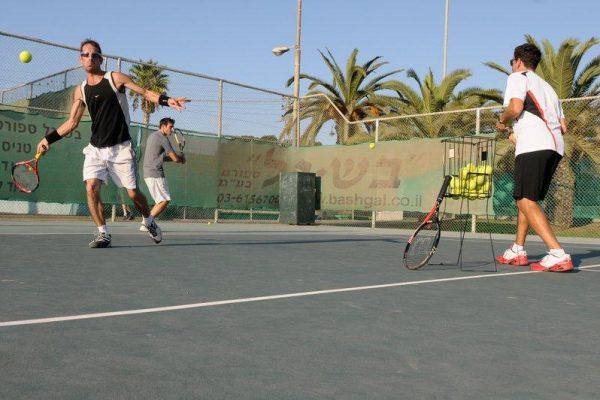 Adult Tennis Coaching 16