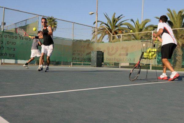 Adult Tennis Coaching 17