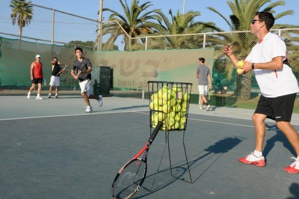 Adult Tennis Coaching 18