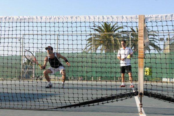 Adult Tennis Coaching 20