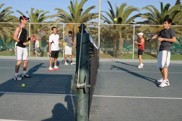 Adult Tennis Coaching 21