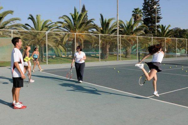 Adult Tennis Coaching 22