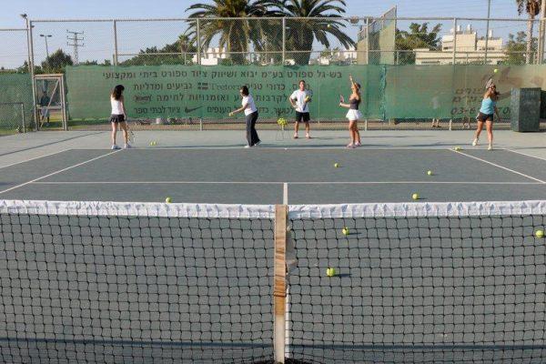 Adult Tennis Coaching 24