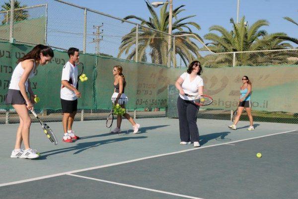 Adult Tennis Coaching 25