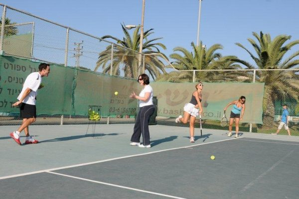 Adult Tennis Coaching 26