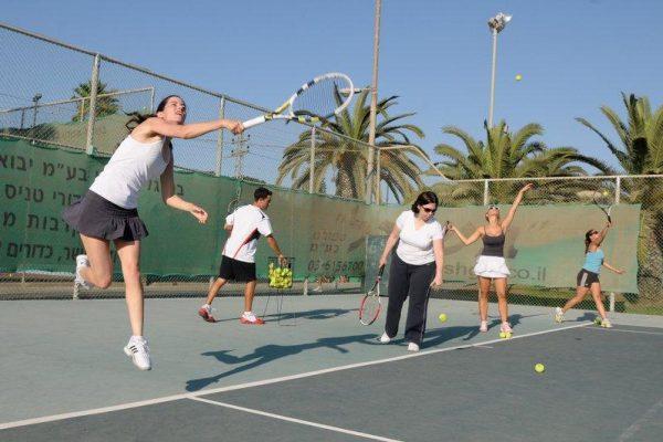 Adult Tennis Coaching 27