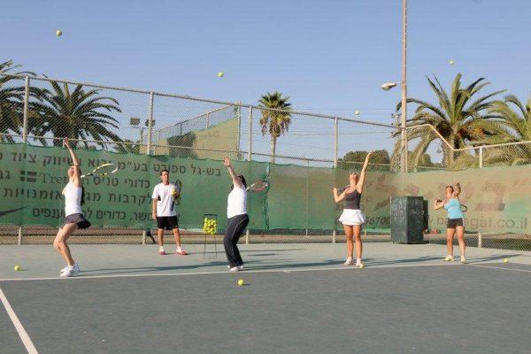 Adult Tennis Coaching 29