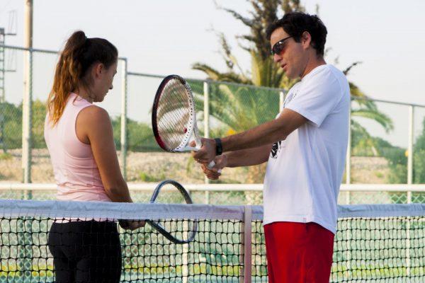 Adult Tennis Coaching 3