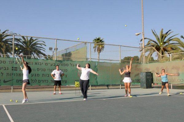 Adult Tennis Coaching 31