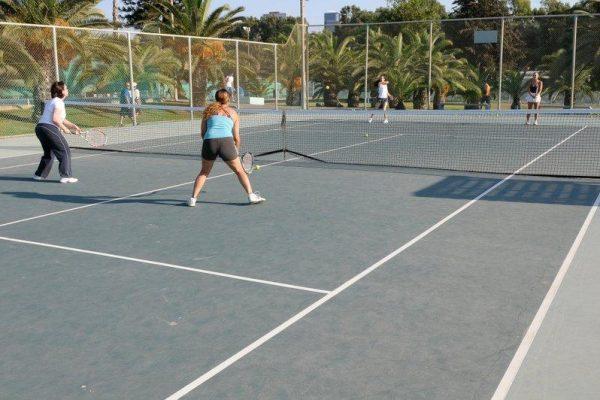 Adult Tennis Coaching 32