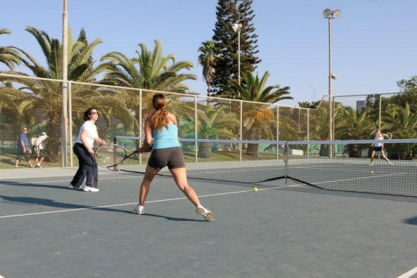 Adult Tennis Coaching 33