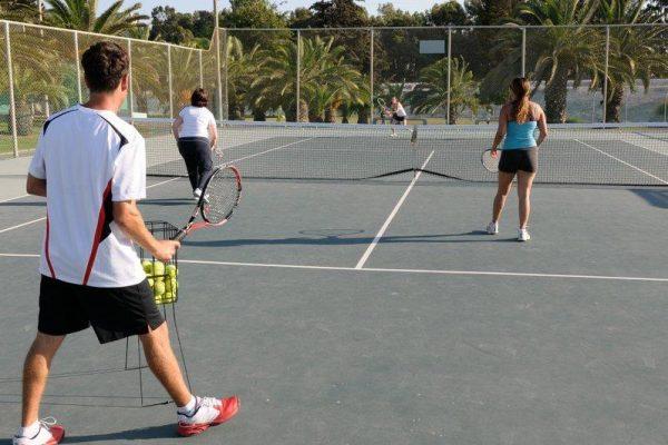 Adult Tennis Coaching 34