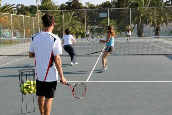 Adult Tennis Coaching 35