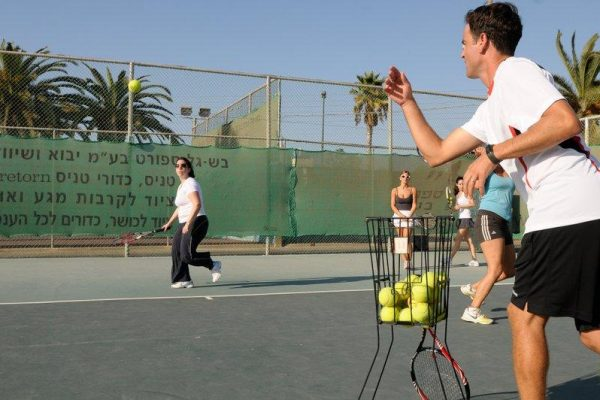 Adult Tennis Coaching 36