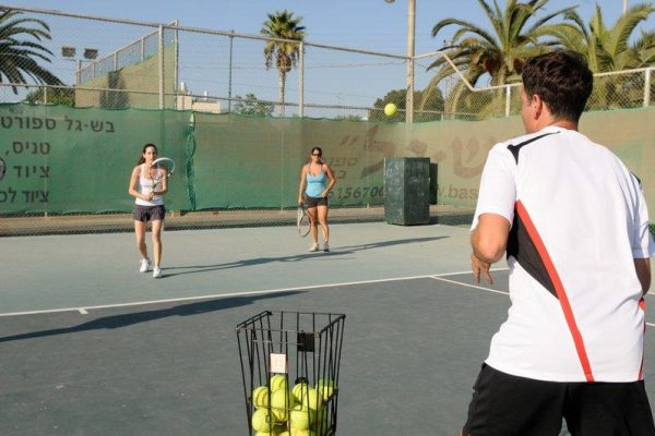 Adult Tennis Coaching 38
