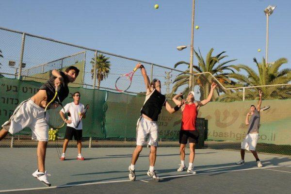 Adult Tennis Coaching 4