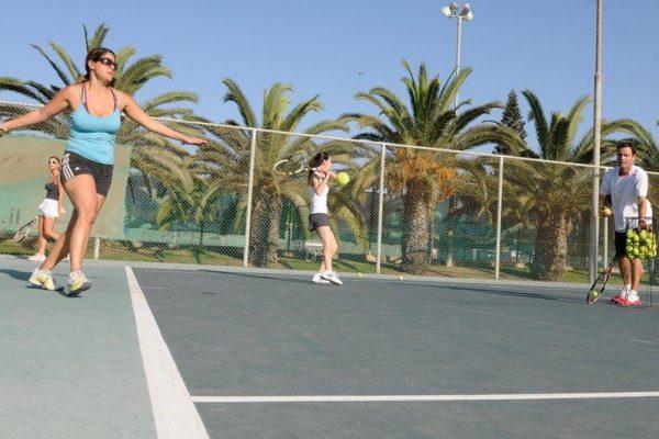 Adult Tennis Coaching 40