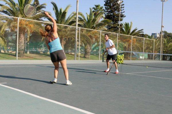 Adult Tennis Coaching 45