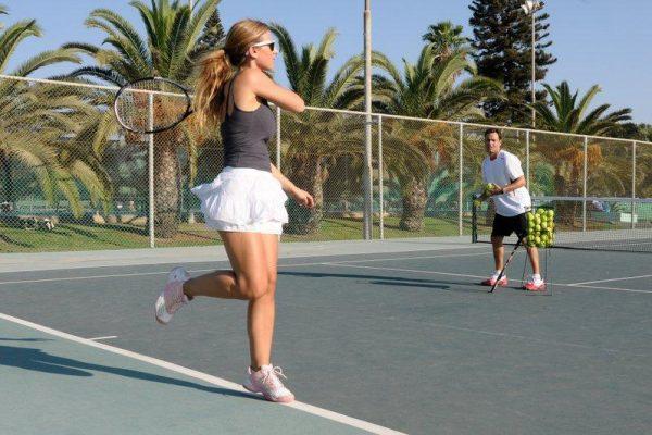 Adult Tennis Coaching 46