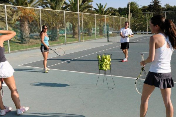 Adult Tennis Coaching 48