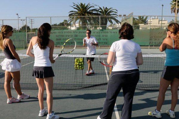 Adult Tennis Coaching 50