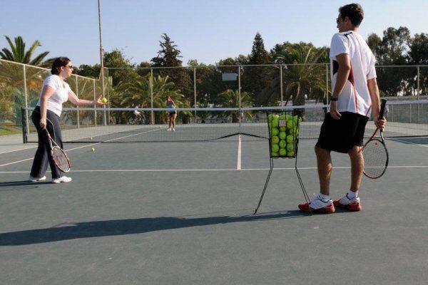 Adult Tennis Coaching 54