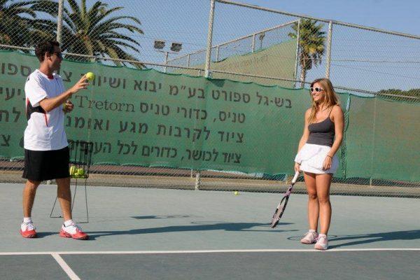 Adult Tennis Coaching 55