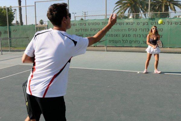 Adult Tennis Coaching 56