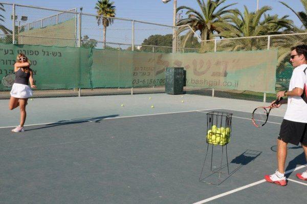 Adult Tennis Coaching 57