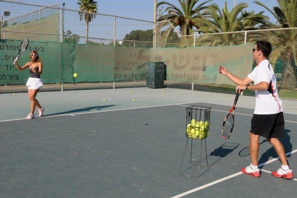 Adult Tennis Coaching 58