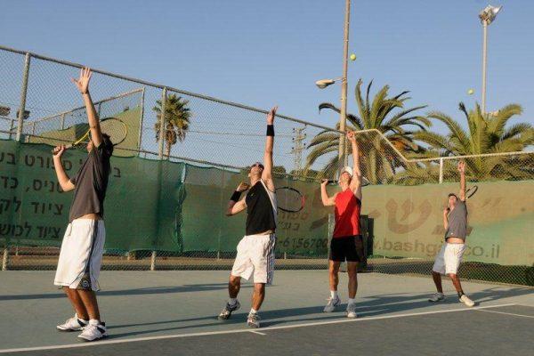 Adult Tennis Coaching 6