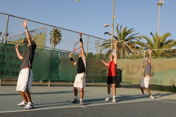 Adult Tennis Coaching 7