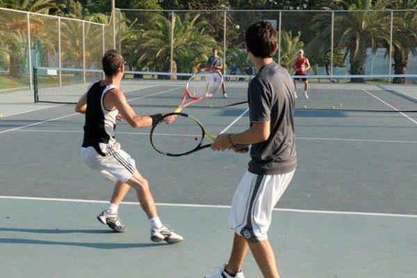 Adult Tennis Coaching 8