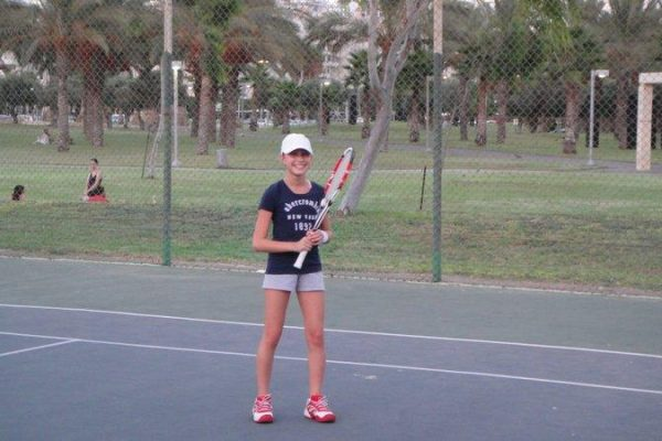 Kids Tennis Coaching 17