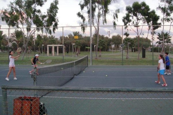 Kids Tennis Coaching 19