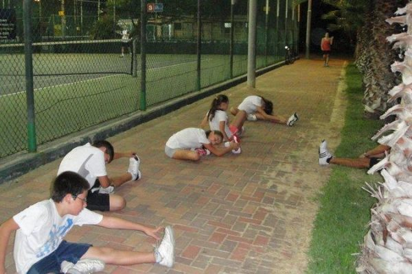 Kids Tennis Coaching 25
