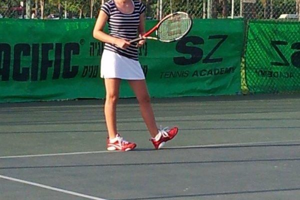 Kids Tennis Coaching 8